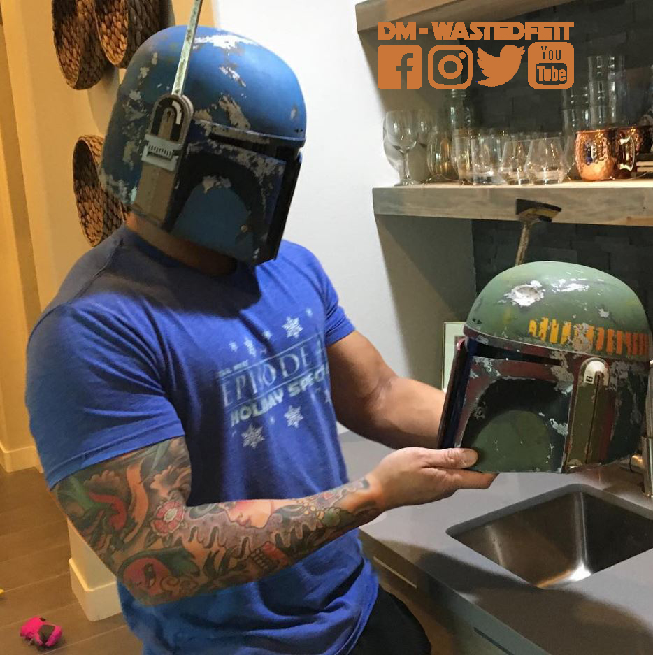 WASTED FETT Wanna Be Prop Maker