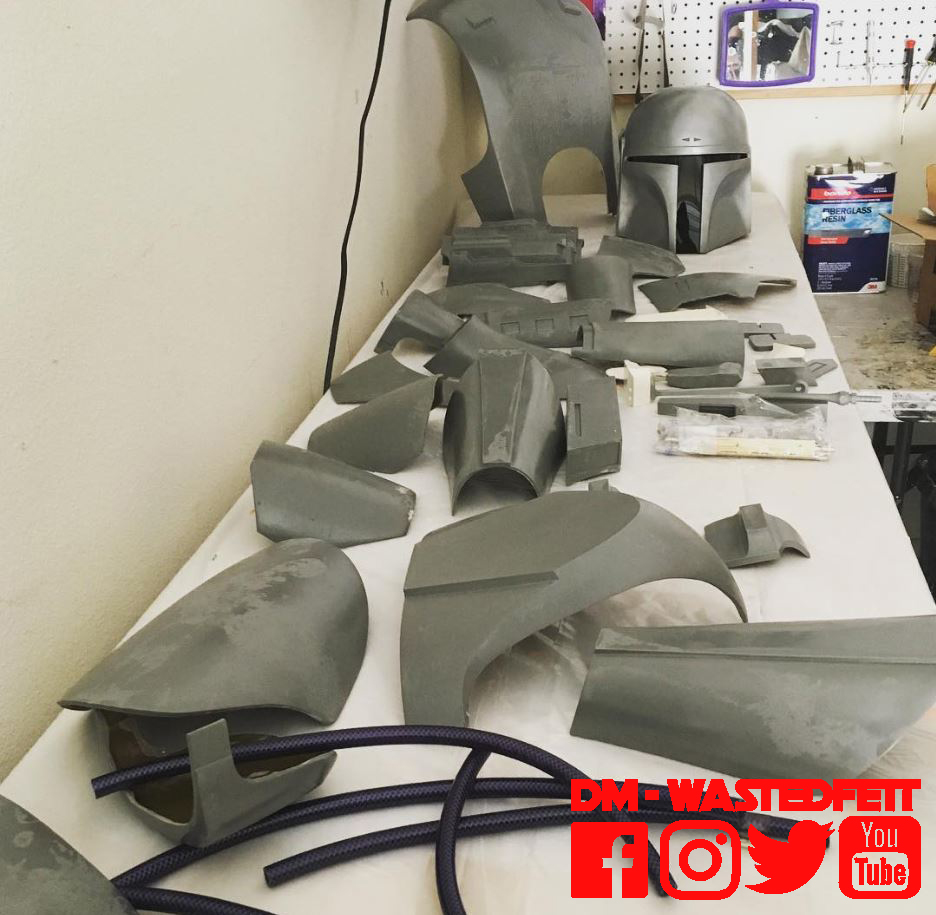 Jango Fett Armor Kit