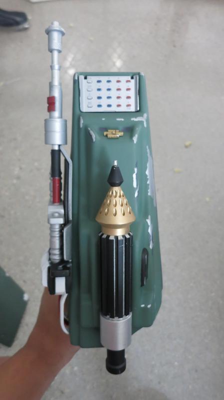 Boba Fett Gauntlet Blaster