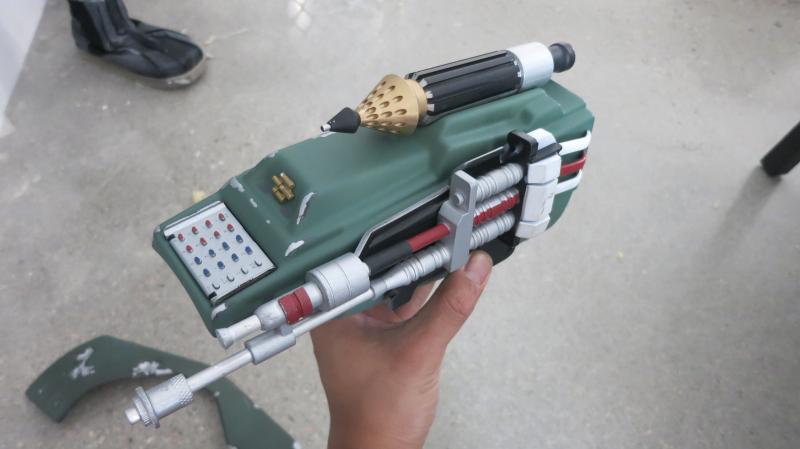 Boba Fett Rocket Launcher