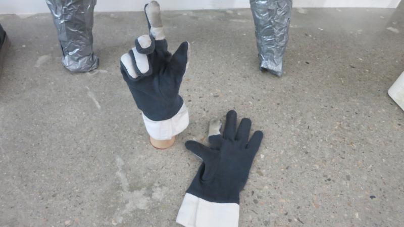 Boba Fett Gloves