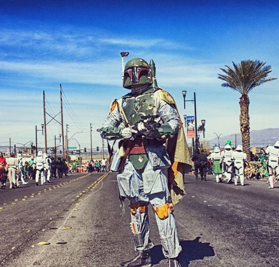 Wasted Fett Troopin