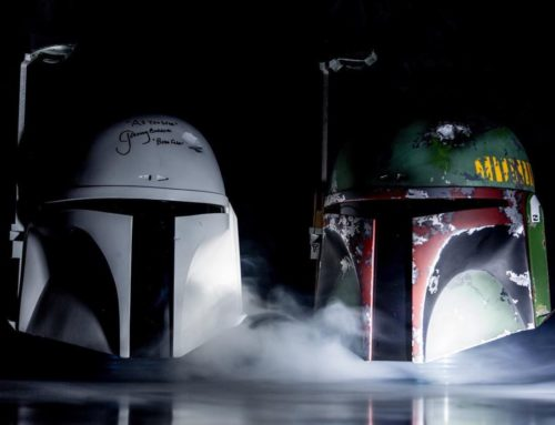 Smokin' Star Wars Boba Fett Helmet