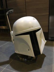 FPH2 titled Boba Fett Helmet